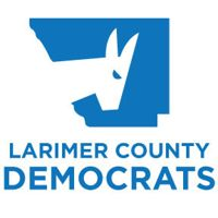 Larimer County Democrats logo