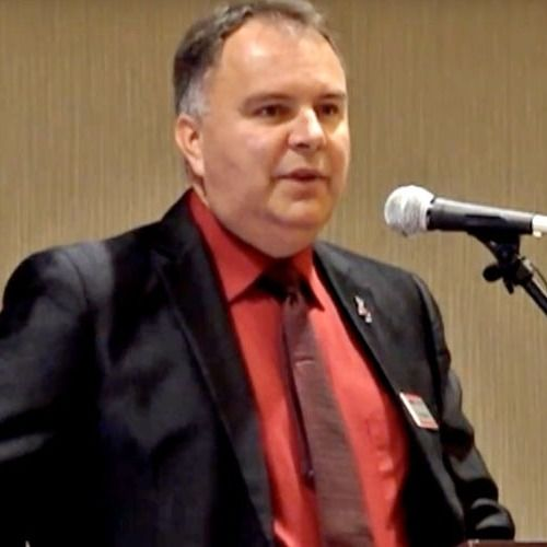 Tony Blevins
