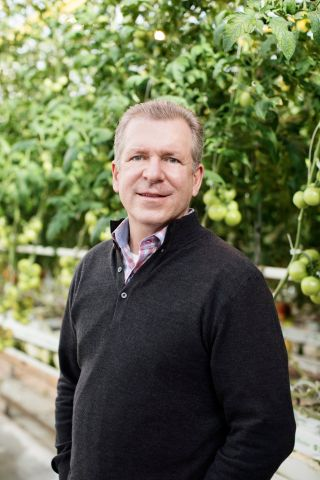 New Bushel Boy Farms President Chuck Tryon Drives Innovation for Leading Producer of Greenhouse Tomatoes in Upper Midwest, Bushel Boy Farms