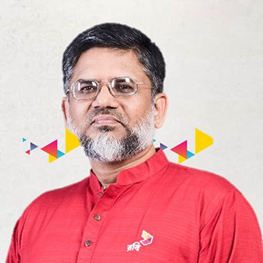 Profile photo of Shihab Ahmad, Chief Commercial Officer at Robi Axiata Limited