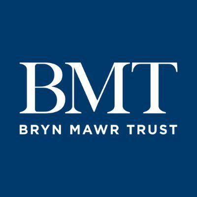 The Bryn Mawr Trust logo