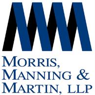 Morris, Manning & Martin logo