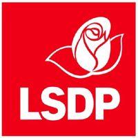 LSDP Vilnius logo