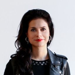 Profile photo of Anda Gansca, Co-Founder & CEO at Knotch