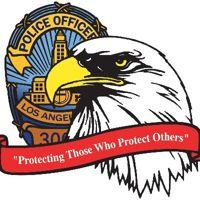 LOS ANGELES POLICE PROTECTIVE LEAGUE logo