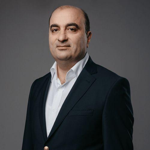 Profile photo of Vardges Vardanyan, Founder & CEO at Digitain