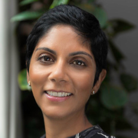 Profile photo of Neena M. Patil, Chief Legal Officer & SVP, Legal and Corporate Affairs at Jazz Pharmaceuticals