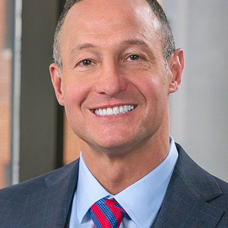 Profile photo of Warren Geller, President and Chief Executive Officer at Englewood Hospital