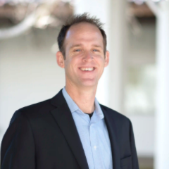 Profile photo of Corey Cook, Vice Provost for Academic Programs & Planning at Saint Mary's College of California