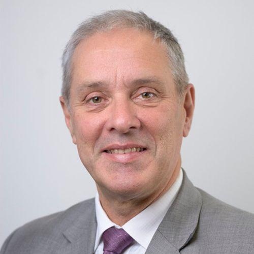 Profile photo of Andrew Stripp, Chief Executive at Monash Health