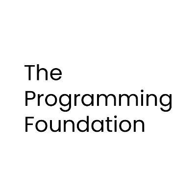 The Programming Foundation logo