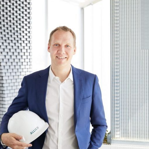 Profile photo of Hugh Clark, EVP, Development at Allied Properties REIT
