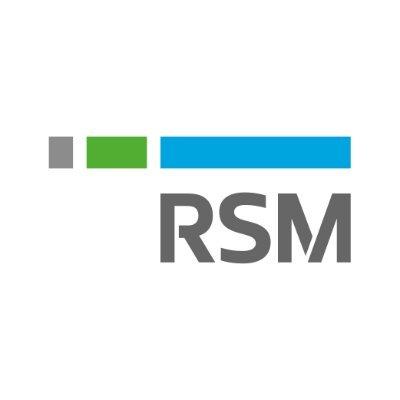 RSM UK logo
