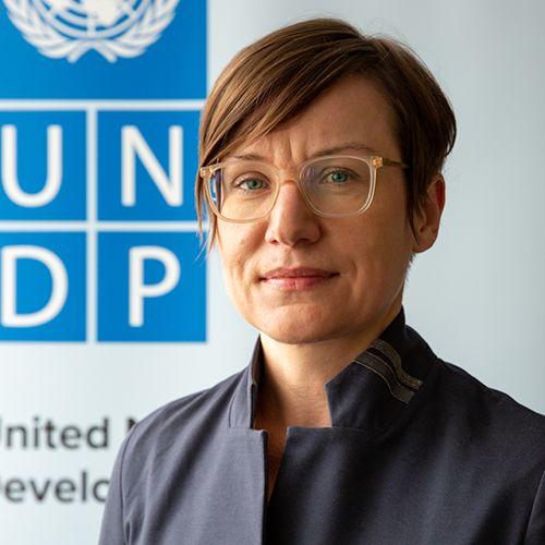 Mirjana Spoljaric Egger