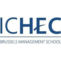 ICHEC Brussels Management School logo
