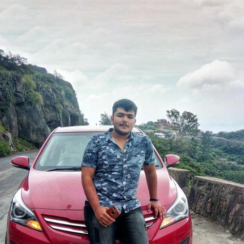 Rudraksh Dube