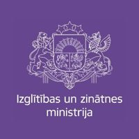 Ministry of Education and Science of Latvia logo