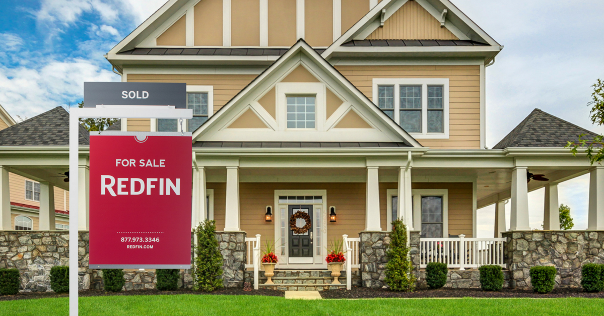 Redfin Reports Half of Homes Are Now Selling Above List Price, Redfin