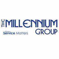 The Millennium Group logo