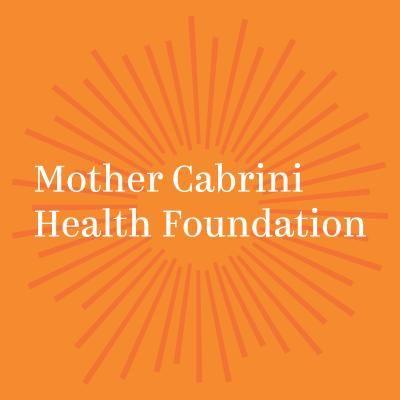 Mother Cabrini Health Foundation logo