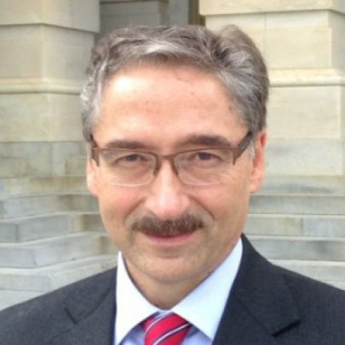 Profile photo of Jerry Hartz, Director for Government Relations and Communications at National Democratic Institute