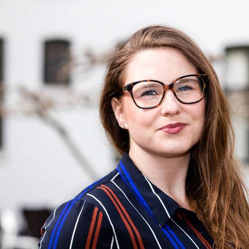 Sarah Den Iseger