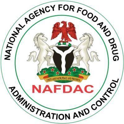 NAFDAC Nigeria logo
