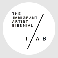 The Immigrant Artist Biennial logo