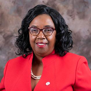 Profile photo of LaTanya Afolayan, Vice Chancellor for University Advancement at Winston-Salem State University
