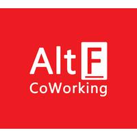 AltF Coworking logo