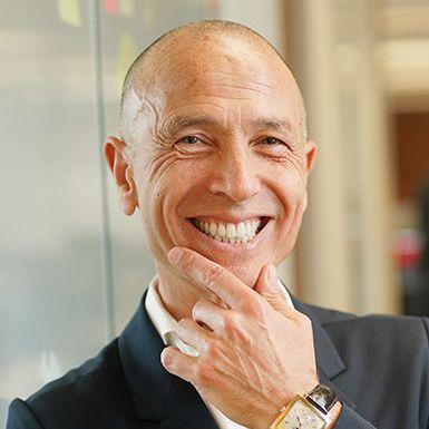 Profile photo of Alain Bismuth, SVP, Global Business Development & Sales at Ultraleap