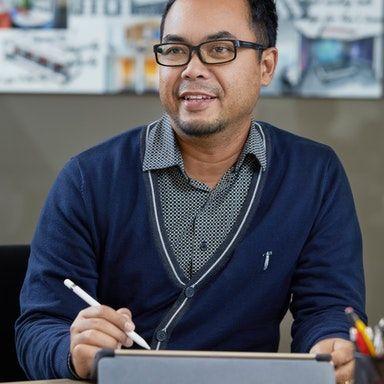 Profile photo of Asdang Mongkol, Director, Design & Workplace at M. Moser Associates