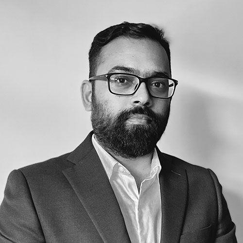 Profile photo of Kannan Udayasankar, Head of Product Innovation at FinLync
