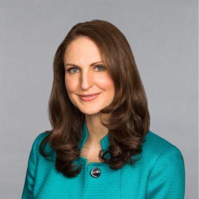 Profile photo of Sarah Patterson, Chief Marketing Officer at Samsara