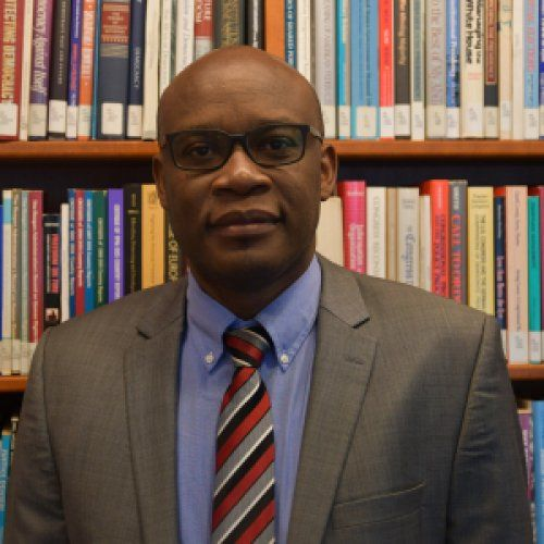 Profile photo of Dickson Omondi, Regional Director for Southern and East Africa at National Democratic Institute