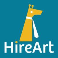 HireArt logo