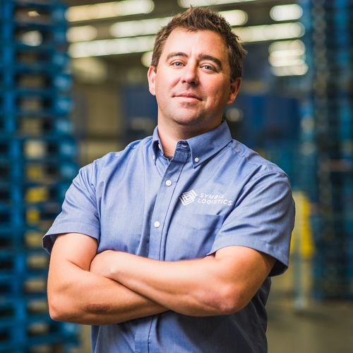 Profile photo of David Wright, Director of Operations Support at Symbia Logistics