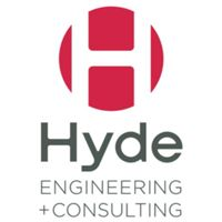 Hyde Engineering + Consulting logo