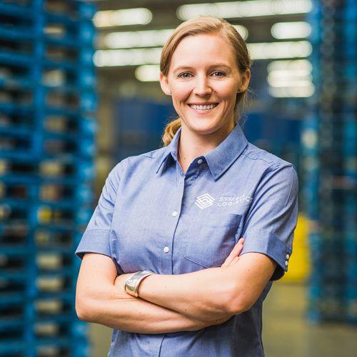 Profile photo of Megan Smith, CEO at Symbia Logistics
