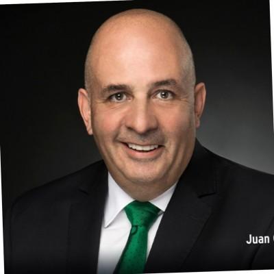 Profile photo of Juan Carlos Rodriguez, President of Sports Enterprises at Univision