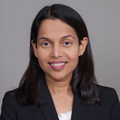 Profile photo of Jayanthi Wolf, Senior VP, Regulatory Affairs at Atea Pharmaceuticals