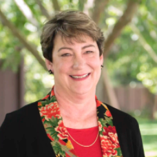 Profile photo of Susan Collins, VP for Finance & Administration at Saint Mary's College of California