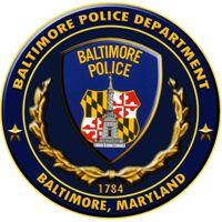 Baltimore Police Department logo