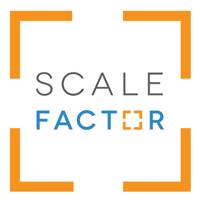 ScaleFactor logo