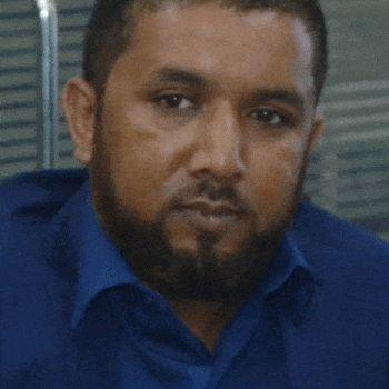 Shamshed Ali