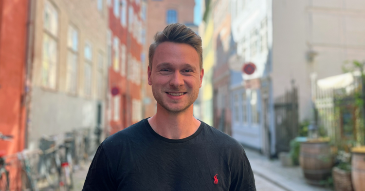 The Org strengthens the Frontend team with Rasmus Pedersen joining 🚀