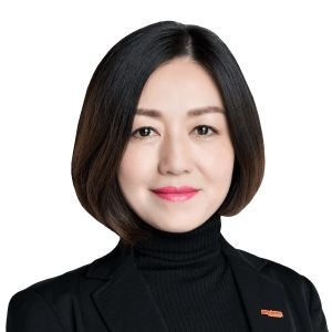 Profile photo of Cathy Xu, VP & Global HR at Nexteer Automotive