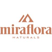 Miraflora Naturals logo