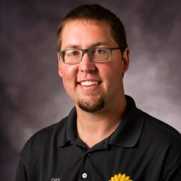 Profile photo of Cory Enterkin, Dillwyn Location Manager at Kanza Cooperative Association