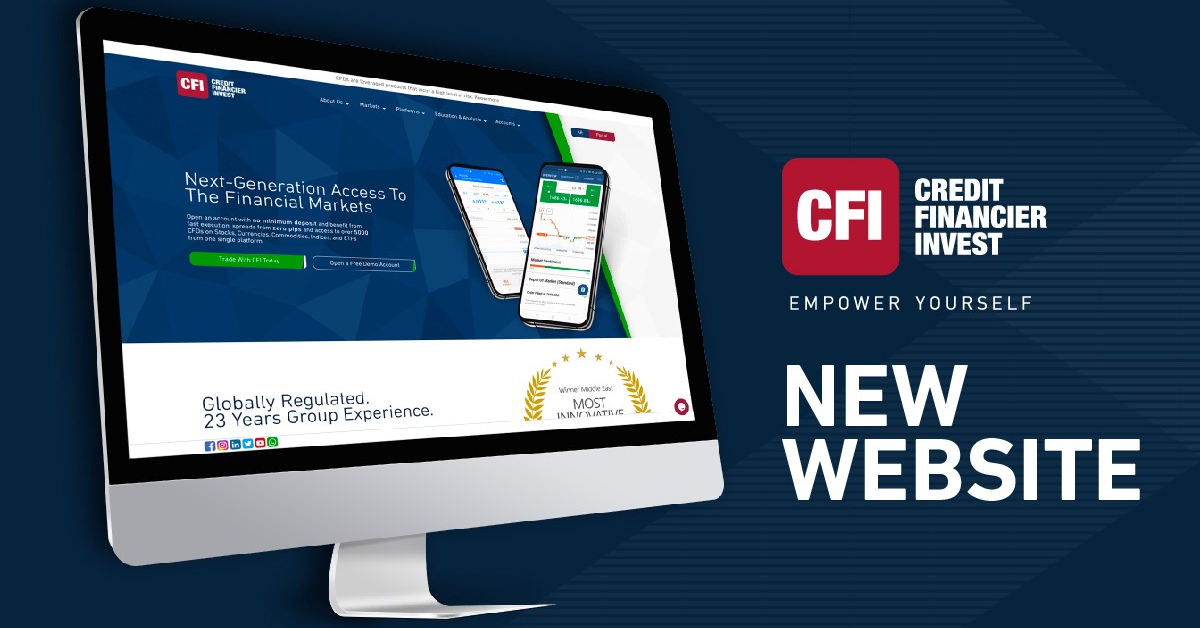 CFI Financial Group launches new and improved website, CFI Financial Group